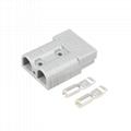 供应安德森插头SG50A600V锂电池充电连接器 3