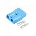 供应安德森插头SG50A600V锂电池充电连接器 5