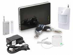 GSM home or business burglar alarm system