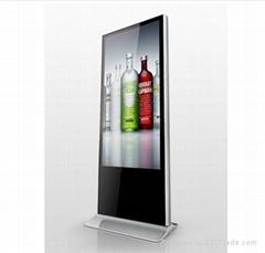 46寸超薄立式广告机