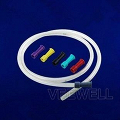 High quality Disposable medical PVC rectal tube for drainage