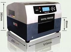 High quality pen,glass, phone case digital inkjet printer machine haiwn-400