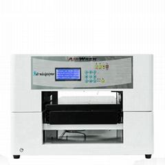 new design 8 colors phone case leather ink-jet printer haiwn-500 super