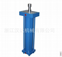 press hydraulic cylinder for press machine