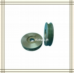 Mitsubishi Elevator Parts Door Roller with NSK Bearings
