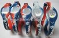 Power Balance NBA All Stars Bracelet Silicone Wristband PB 2
