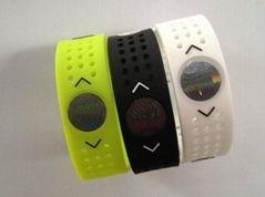 Power Balance  Evolution Bracelet Silicone Wristbands with retail box