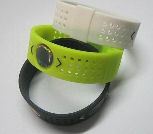 Power Balance  Evolution Bracelet Silicone Wristbands with retail box 2