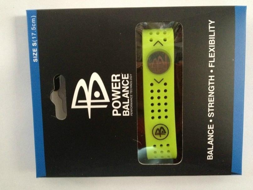Power Balance  Evolution Bracelet Silicone Wristbands with retail box 5