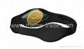 Power Balance New Signature Black Collection Wristbands  3