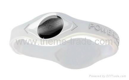 Power Balance New Signature Black Collection Wristbands  5