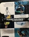 2014 Newest Power Balance oblique word for performance technology 4