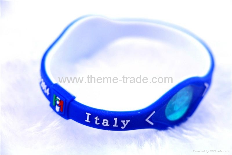 2014 Newest Power Balance FIFA Bracelets the cup of the World 2