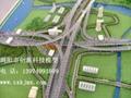 城市立交桥模型
