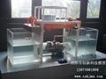 海底潮汐发电模型