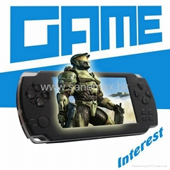 4.3'' functional 4GB handheld game player