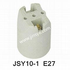 E27 Brazil ceramic lampholder