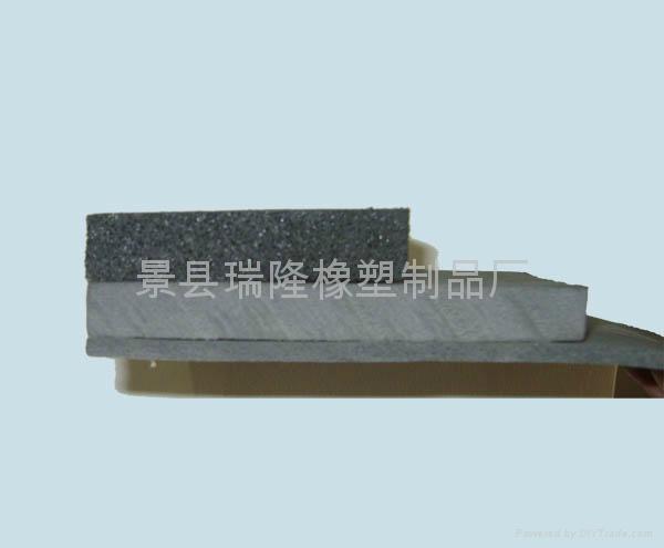 景縣瑞隆PE泡沫填縫板密度小 1