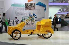 4 wheel pedal bike/4 wheel bike wholesale/entertainment bike for two person