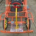 4 person four wheel quadricycle surrey electric sightseeing car 2