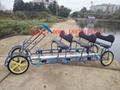 four wheel surrey bike quadricycle bike