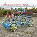 Wholesale Surrey Bike Quadricycle