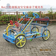 Wholesale Surrey Bike Quadricycle Supplier