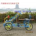 Wholesale Surrey Bike Quadricycle Supplier
