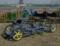 4 wheel pedal bike 4 wheel bike wholesale entertainment bike for two person