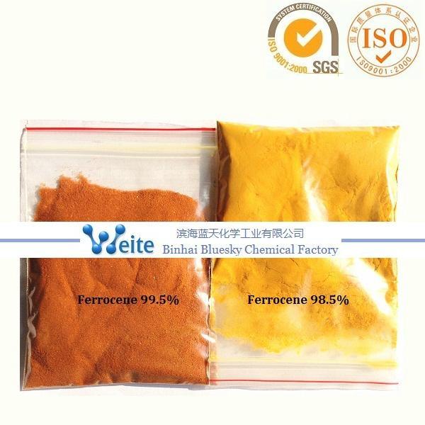 Ferrocene CAS No.102-54-5 1