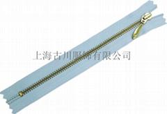 福建正品YKK3号金属拉链