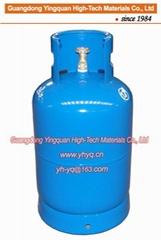 非洲多哥12.5KG液化石油氣鋼瓶