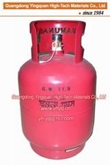 出口5KG液化石油氣鋼瓶