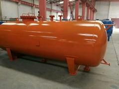 China steam accumulator / steam tank
