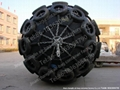 high quality pneumatic dock rubber fenders