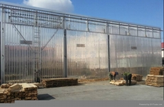 全鋁合金木材幹燥設備