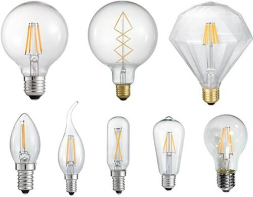 CE Dimming Led Filament 1W Candle 35mm  Light Bulb 5
