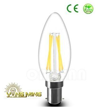 CE Dimming Led Filament 1W Candle 35mm  Light Bulb 2