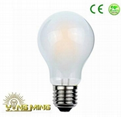 CE Dimmable Led Filament 3.5W A60 Frosted Light Bulb