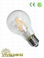 A60 A19 led filament bulb 120V 230V E26