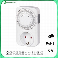 24 hours plug timer socket