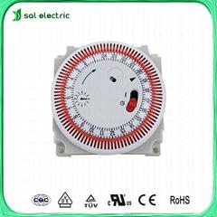 Mechanical timer module