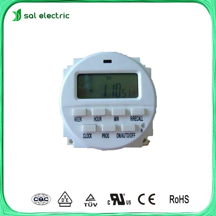 7 days programmable timer 1