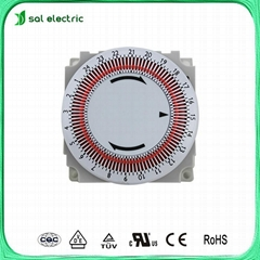 1.5-48VDC timer switch