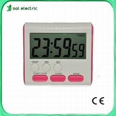 Kitchen digital countdown mini timer