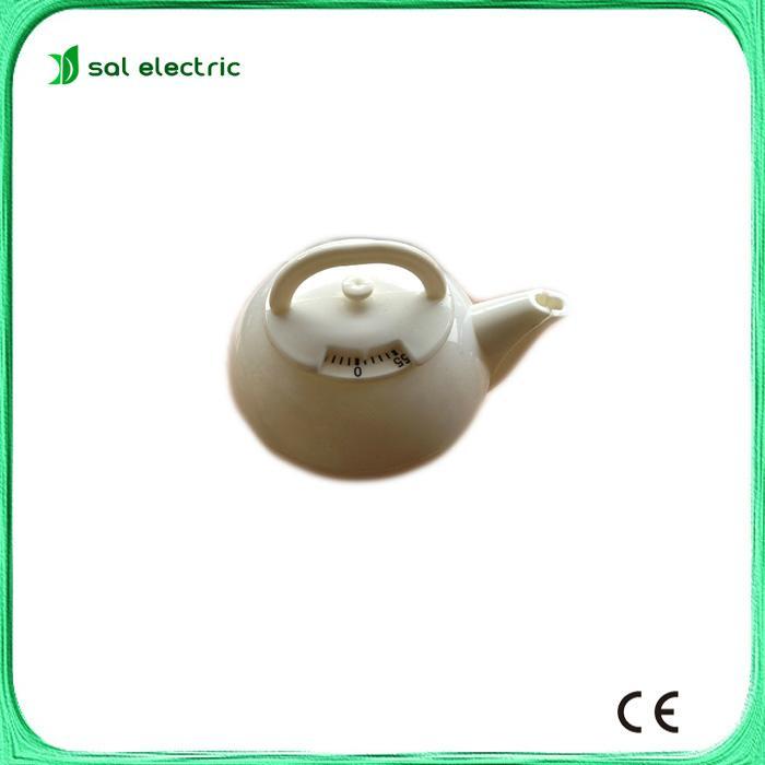 teapot type kitchen timer  1