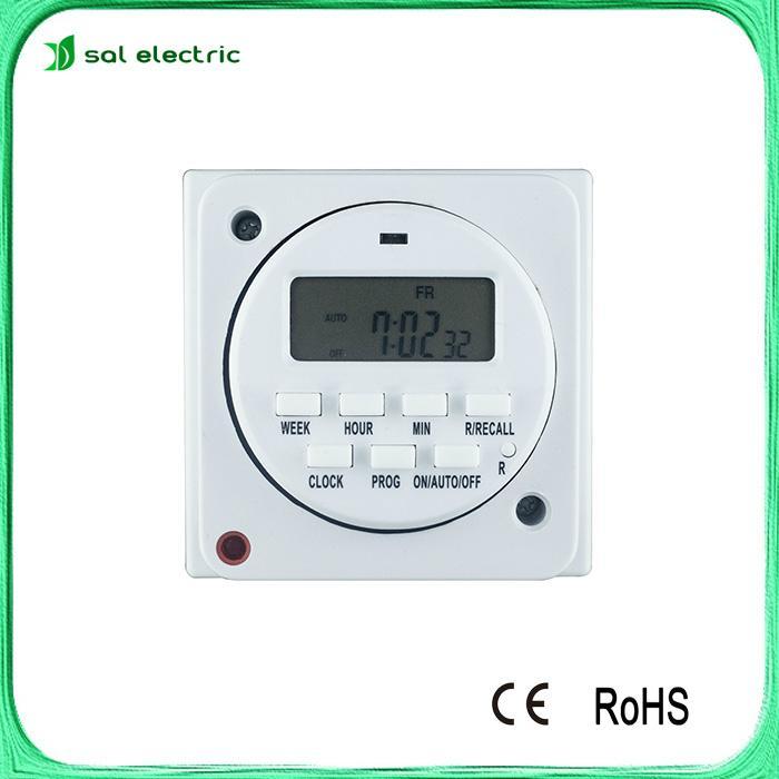50/60hz industrial timer switch  1