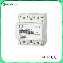 single phase electrical energy meter