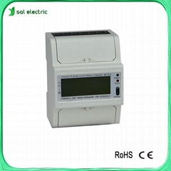 single phase 2 wire electrical meter