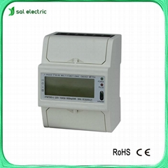 single phase multi function electric smart meter